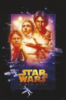 Star Wars - A New Hope Poster Photo