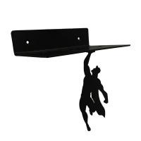 Trendyshop Flying Superhero Bookshelf Photo