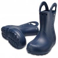 Crocs Handle It Rain Boot Kid's - Navy Photo