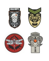 Numskull Call of Duty Black Ops 4 Pin Badge Set Photo