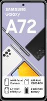 Samsung Galaxy A72 - DS - Black Cellphone Cellphone Photo