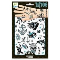 Djeco Tattoo - Dark Side Photo