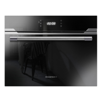 Rosieres Rosiere 60cm Compact Oven- 44L - Full touch - Inox Photo