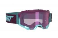 LEATT Velocity 4.5 Iriz Aqua/Purple Goggle Photo