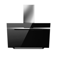 Elica Stripe Black 90cm Cookerhood Photo