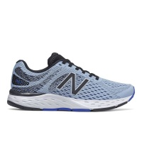 New Balance - Women's 680 Road Running Shoes - Blue Photo