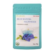 Tea Oasis 100% Organic Blue Matcha Tea Photo