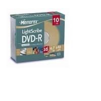 ZATECH Memorex Light Scribe DVD-R 4.7GB Photo