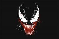 Graffiti Laptop Skin Venom Photo