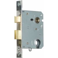 Decor Handles Cylinder Mortice Lock - SABS approved W/60mm double cylinder Photo