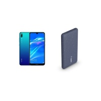 Huawei Y7 Pro 2019 Blue Belkin 10000mAh Powerbank Cellphone Photo