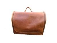Kooptroos Genuine Leather Vanity Case - Akasia Toffie Photo