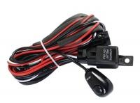 40A 12V Wiring Harness Switch Kit For LED Fog Light Photo