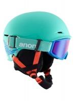 Anon Define Helmet - Green Photo