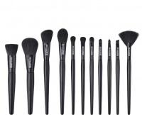 Black Diamond Beauty By Zar Collection 11 Piece Make Up Brush Set Photo