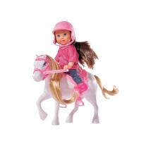 Evi Love Pony & 12cm Doll - Parent Photo