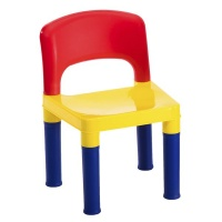 Greenbean Children's Furniture: Multi-Coloured Chair Photo