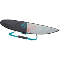 "Duotone Kiteboarding - Single Board Bag Surf - 6'0"" Grey Photo"