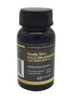 Sithole Health Ready Stim Male Enlargement Black Edition 60's & Libido Support Photo