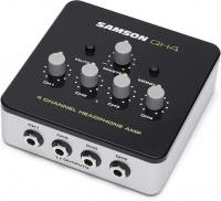 Samson QH-4 Headphone Amplifier Photo