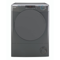 Candy Smart Pro 10kg Vented Anthracite Tumble Dryer Class C Wi-fi BT Photo