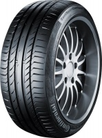 Continental 255/40R18 95Y SSR FR * ContiSportContact 5-Tyre Photo