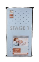 ORTHOlifestyle Orthobaby 2-in-1 Stages Mattress - Cot Large Photo