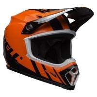 Bell Helmets BELL - MX-9 MIPS Dash Offroad/Mx Helmet - Orange/Black Photo