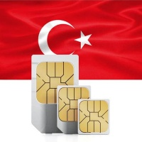 travSIM Prepaid Data Card for Turkey – 4GB Valid for 30 Days Cellphone Cellphone Photo