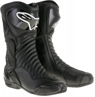 Alpinestars - SMX 6 V2 Motorcycle Boots - Black Photo