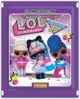 LOL Surprise L.O.L. Surprise! Fashion Fun Sticker Collection - 50 packets Photo