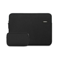 "Dell Wiwu Titanium 15.4"" Sleeve Pouch for Macbook Lenovo Photo"