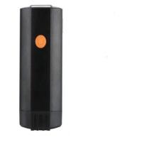 Optic Rechargeable Waterproof Bicycle Light Headlight-Black Photo