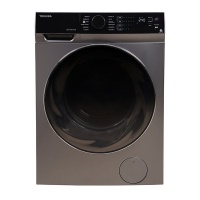 Toshiba 10/7kg Washer Dryer Inverter Washing Machine - 1400rpm - Silver Photo