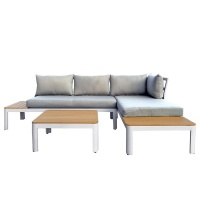 Relax Furniture Sienna L-Shape Sofa Set Photo