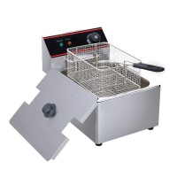 GB Electric Deep Fryers Commercial 2500W Photo
