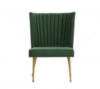George Mason George & Mason - Velvet Accent Chair Photo