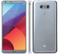 LG G6 32GB Single - Platinum Cellphone Photo
