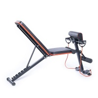 SL FITNESS SuperStrength Exercise Bench Multi Adjustable Photo