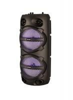 "ECCO MV88M3 Dual 8"" Rechargeable Portable Party Speaker Photo"
