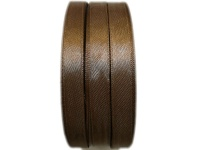 BEAD COOL - Satin Ribbon - 10mm width - LT brown - Bows and Wrapping - 60m Photo