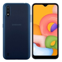 Samsung A01 16GB Single - Blue Cellphone Cellphone Photo