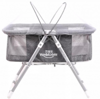 Foldable Multifunctional Portable Baby Travel Bed with Mosquito Net Photo