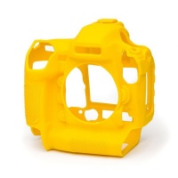 EasyCover PRO Silicon Camera Case for Nikon D5 - Yellow Digital Camera Photo