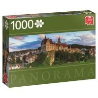 Jumbo Sigmaringen Castle Germany 1000 Piece Photo