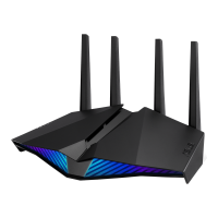 ASUS AX5400 Dual Band WiFi 6 Gaming Router Photo
