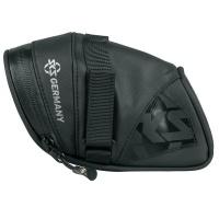 SKS Germany SKS Saddle Bag for Bicycle Hook and Loop Fastener EXPLORER STRAPS 500 Black Photo