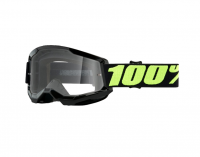 100 % Strata2 Upsol Clear Goggle Photo
