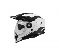 Spirit RX-1 White/Black Helmet Photo