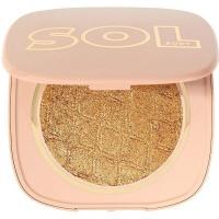Colourpop SOL Shimmering Powder - Warm Gold Photo